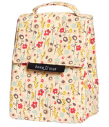 Keep Leaf Organic Cotton Lunch Bag Bloom