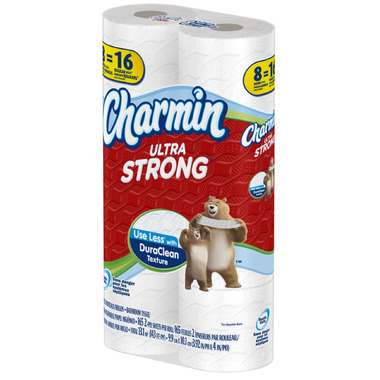 Charmin Ultra Strong Bathroom Tissue