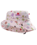 Snug As A Bug Adjustable Sun Hat Princess Girl