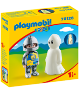 Playmobil 1.2.3. Knight with Ghost