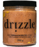 Drizzle Honey Cinnamon Spiced Raw Honey
