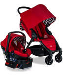 Britax Pathway & B-Safe 35 Travel System Cabana