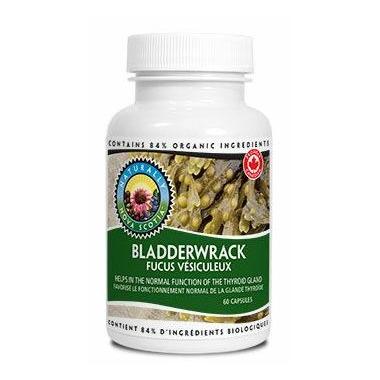 Naturally Nova Scotia\'s Bladderwrack Capsules
