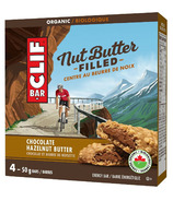 Clif Bar Nut Butter Filled Energy Bars Pack Chocolate Hazelnut Butter