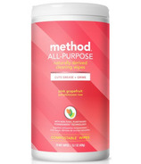 Method All Purpose Cleaning Wipes Pink Grapefruit