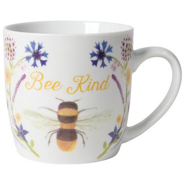 Now Designs Bee Kind Porcelain Mug