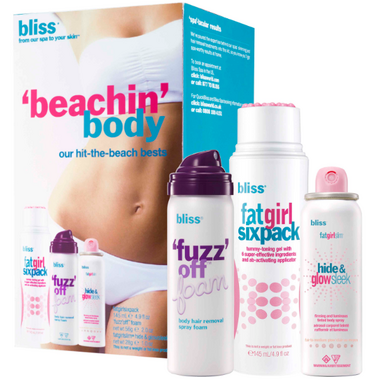 Bliss Beachin\' Body Set