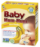 Hot-Kid Baby Mum-Mum Banana Rice Rusks