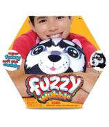 Wubble Bubble Fuzzy Wubble Roxy the Husky
