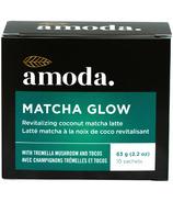 Amoda Matcha Glow Revitalizing Coconut Matcha Latte