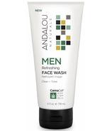 ANDALOU naturals MEN Refreshing Face Wash (Nettoyant rafraîchissant pour le visage)