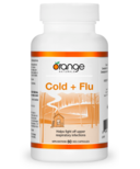 Orange Naturals Cold + Flu with Andographis & Reishi