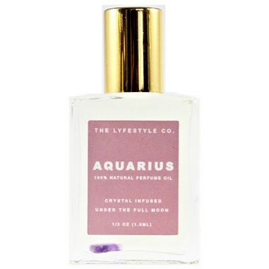 The Lyfestyle Co. Astro Collection Perfume Oil Aquarius