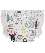 The Honest Company Diapers Space Travel Size 4