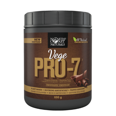 North Coast Naturals Vege PRO-7 Chocolate Protein