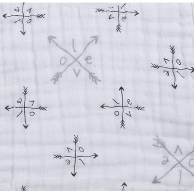aden + anais Classic Stroller Blanket Lovestruck