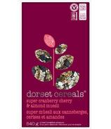 Dorset Cereals Super Cranberry, Cherry and Almond Muesli