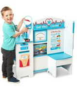 Melissa & Doug Get Well Doctor Activity Center