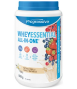 Progressive WheyEssential All in One Natural Vanilla