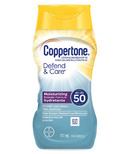 Coppertone Defend & Care Sunscreen Lotion SPF 50