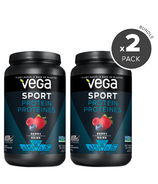 Vega Sport Protein Berry Flavour 2 Pack Bundle