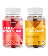 SUKU Vitamins ACV & Magnesium Bundle