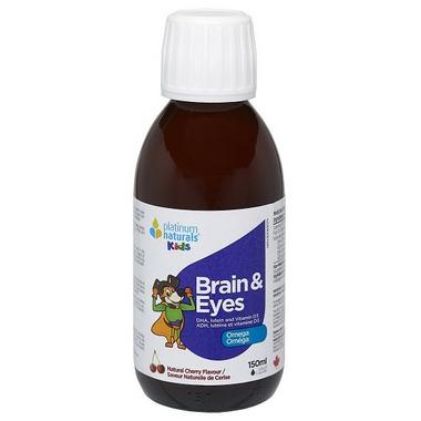 Platinum Naturals Kids Brain and Eyes Liquid