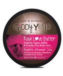 Giddy Yoyo Organic Raw Love Butter