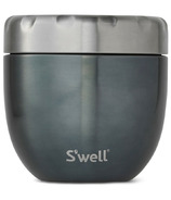 S'well Eats Stainless Steel Thermal Container Blue Suede