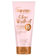 Coppertone Glow Sunscreen Lotion with Shimmer SPF 15
