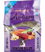 Grandma Lucy's Artisan Venison Recipe Freeze-Dried Grain-Free Dog Food