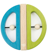 Tegu Swivel Bug Green & Teal
