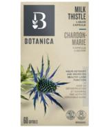 Botanica Milk Thistle Liquid Capsules