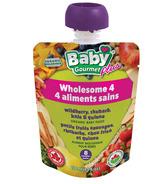Baby Gourmet Plus Wildberry, Rhubarb Kale & Quinoa