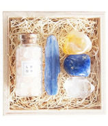 Little Box of Rocks Crystal Collection Rainstorm