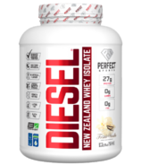 Perfect Sports DIESEL New Zealand Whey Protein Isolate Vanilla