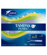 Tampax Pearl Plastic Tampons