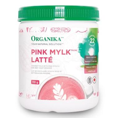 Organika Pink Mylk Latte