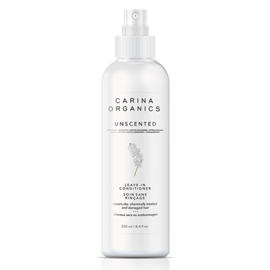 Carina Organics Leave In Conditioner Unscented