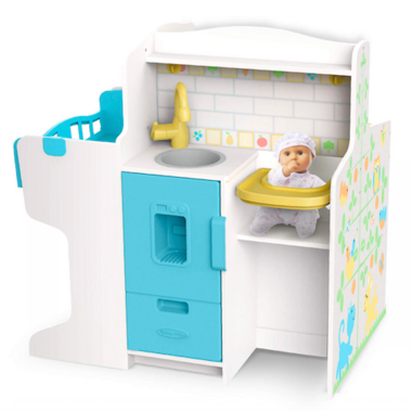 Melissa & Doug Mine to Love Baby Care Activity Centre