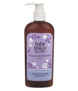 Baby Hugo Naturals Shampoo & Baby Wash