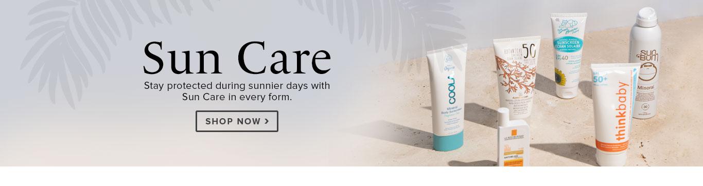 Shop Sun Care