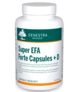 Genestra Super EFA Forte Capsules + D