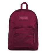 JanSport Mono Superbreak Backpack Russet Red
