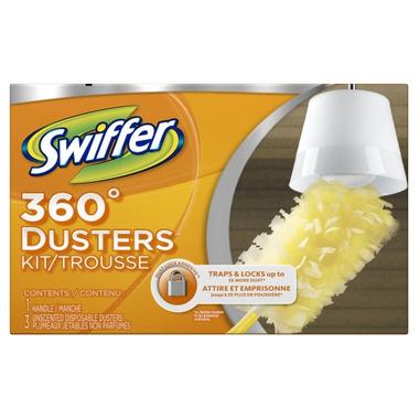 Swiffer 360 Degree Dusters Starter Kit