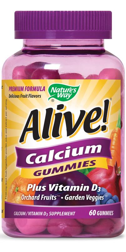 Buy Nature s Way Alive Calcium Gummies Plus Vitamin D3 at Well.ca ... 6583417926e69