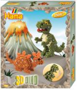Hama 3D Dino Gift Box