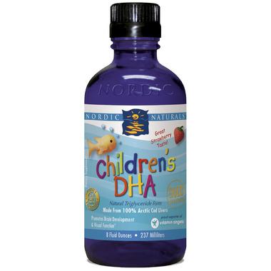 Nordic Naturals Children\'s DHA Liquid
