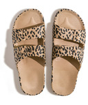Freedom Moses Sandals Leo Camel