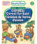 Healthy Times Organic Oatmeal Cereal For Baby